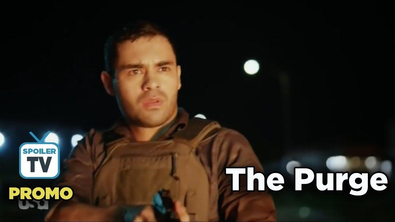03cac293dd5cad The Purge 1x03 Promo