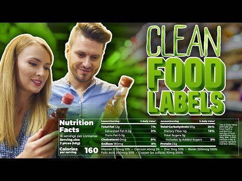 Food Labels | Why The Clean Label Consumer Movement Is Important