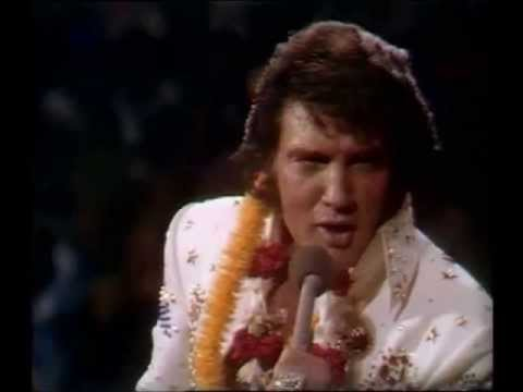 Elvis Presley The Next Teardrop Falls