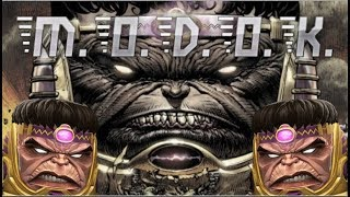 M.O.D.O.K Champion Spotlight - Marvel Contest of Champions