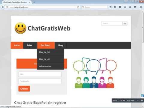 Chat Gratis En Español