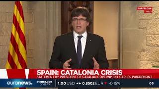 TV3 - Divendres - El perfil de Carles Puigdemont i Marcela Topor Carles Puigdemont is free without bail. While Belgium decides whether to extradite