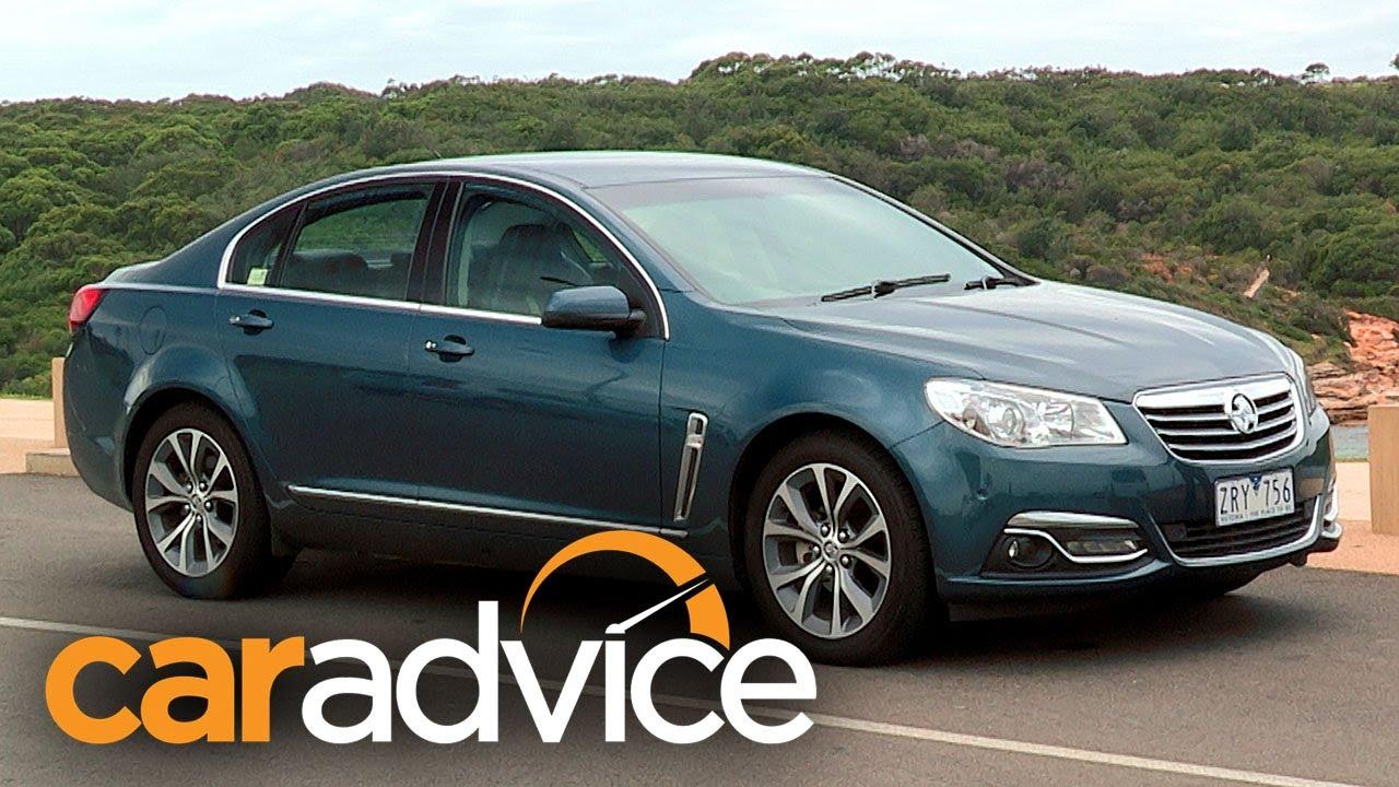 Holden calais review a genuine luxury car for 39 990 for Max garage calais