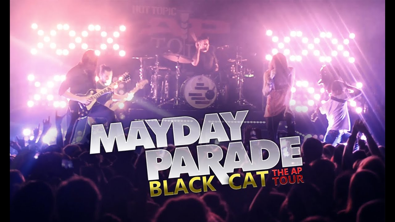 Mayday Parade Tour Schedule