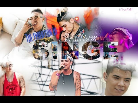 The Evolution of William Singe [2012 - 2017]