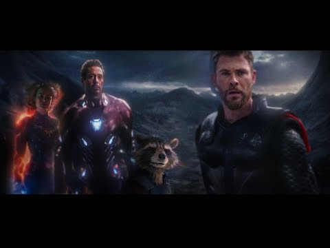 OFFICIAL AVENGERS ENDGAME MAIN TRAILER Update by Kevin Feige