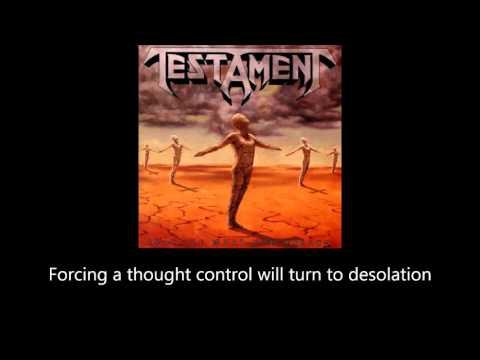 Testament - Perilous Nation (Lyrics)