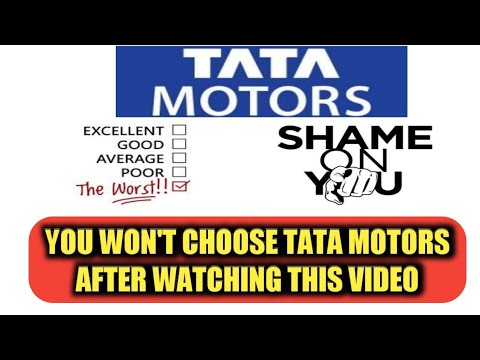 Tata Motors : The Worst Service Providers With  Proof And Customer Care Call Recording