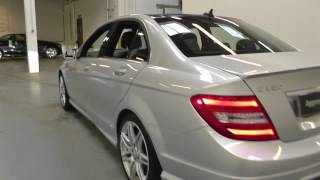 Mercedes-Benz C Class C350 CDI BlueEFFICIENCY AMG Sport Plus 4dr Auto U26454