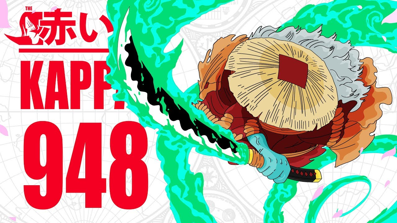KAPPA! ONE PIECE 948 Reaction/review :RFP Episode 80 - YouTube