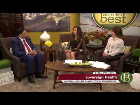 Tonmoy Sharma, Sovereign Health CEO, Discusses Resources on How to Battle Addiction and Mental Health in an Interview with FOX 31 Denver