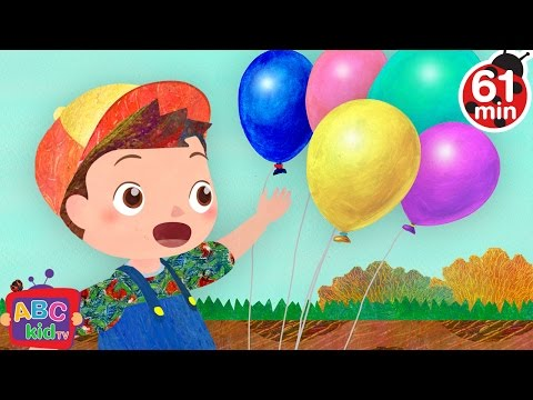 Jack be Nimble | + More Nursery Rhymes & Kids Songs - ABCkidTV