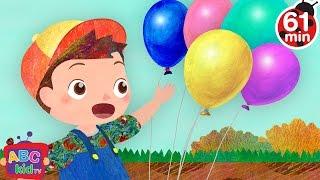 Jack be Nimble + More Nursery Rhymes & Kids Songs - CoComelon
