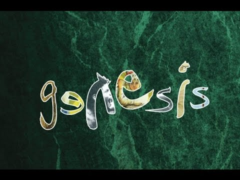The Book of Genesis #1. World creation. HG+