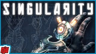 Singularity Part 3 | Sci-Fi Horror Game | PC Gameplay Walkthrough