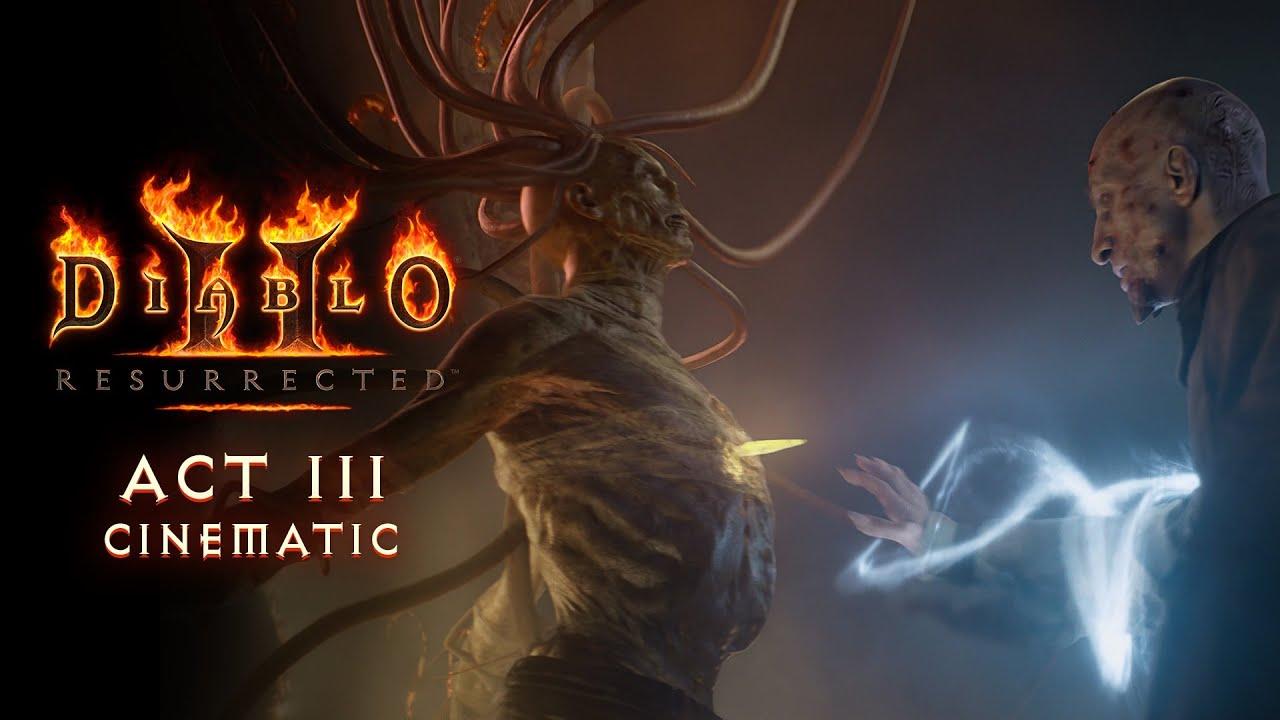 Diablo® II: Resurrected™   Ролик акта III