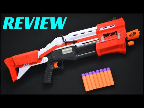[REVIEW] NERF FORTNITE MEGA TACTICAL SHOTGUN