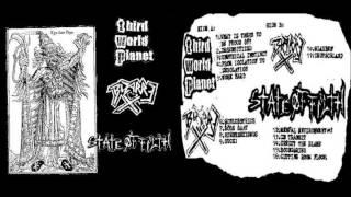 Third World Planet / Bizarre X / State of Filth - FULL SPLIT