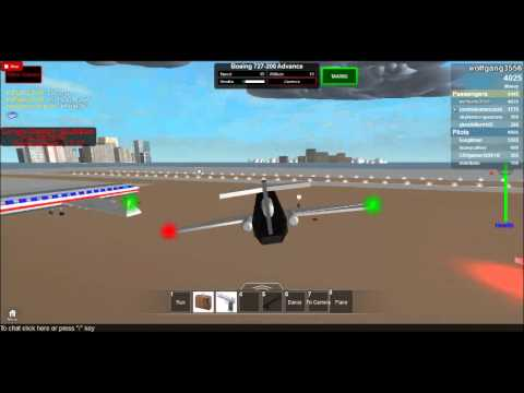 ✈Dynamic Flight Simulator✈(How to fly a plane on roblox!!)