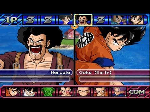 Satan (Hercule) vs Goku - Dragon Ball Song Đấu - 7 Viên Ngọc Rồng Song Đấu  - Single Battle Gameplay