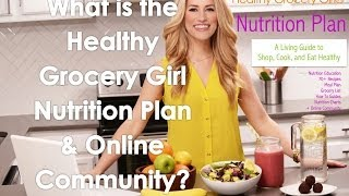 Nutrition Plan | Healthy Recipes | Meal Plans | How To's | Healthy Grocery Girl®