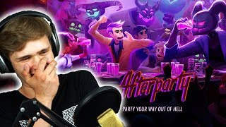 AFTERPARTY GAMEPLAY REACTION   E3 2018