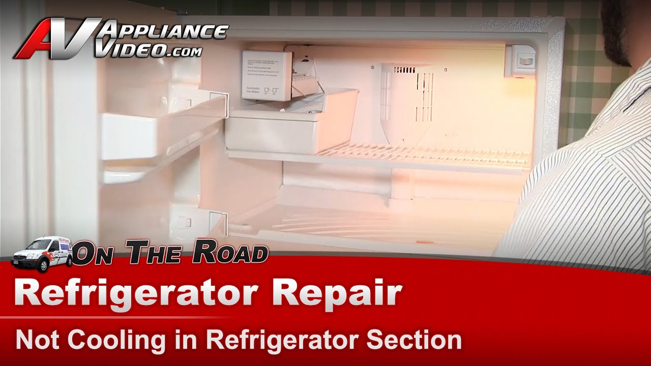Refrigerator Repair Not Cooling Repair Amp Diagnostic