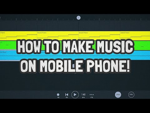 Tutorial #1 : How To Make A Simple Music In Fl Studio Mobile
