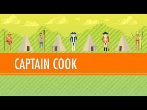 The Amazing Life and Strange Death of Captain Cook: Crash Course World History 27
