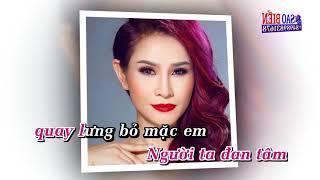 [Karaoke HD] Em Biết Phải Làm Sao - Sơn Ca & Kha Ly