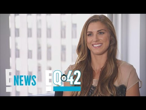 Alex Morgan Takes the E!Q in 42 | E!Q in 42 | E! News