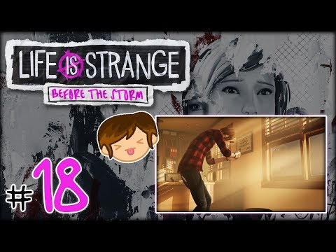 "LIFE IS STRANGE: Before the Storm #18 - Epizod III [5/6] - ""Dowody i stalker"" thumbnail"