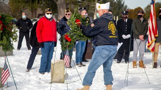 1,500 honored at N.J. ceremony