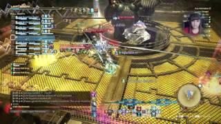 final fantasy xiv raid a9s c1s progression 002 clear