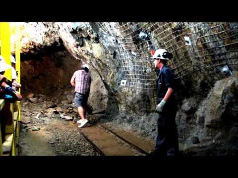 Britania Mine Tour