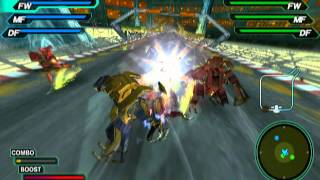 IGPX: Immortal Grand Prix (PS2 Gameplay)