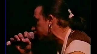 U2 - The Unforgettable Fire (Syracuse 87)