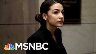 Alexandria Ocasio-Cortez Dances, People Lose Their Minds | All In | MSNBC