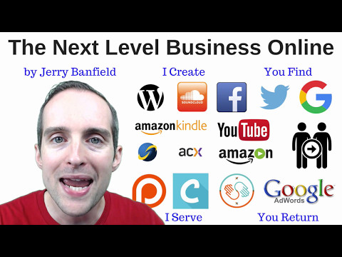 The Next Level Online Business Example!