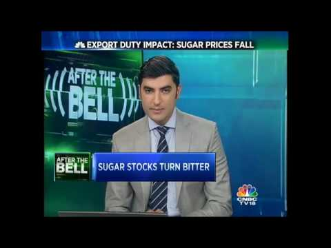 Export Duty Impact: Sugar Prices Fall
