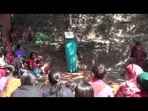 U.S. Global Health Initiative -- Nepal Female Community Health Volunteer Program