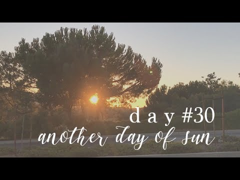Another day of Sun | Au Pair Everyday #30