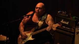 "Popa Chubby - ""Rock Me Baby"" - Blues Garage, 11.05.13"