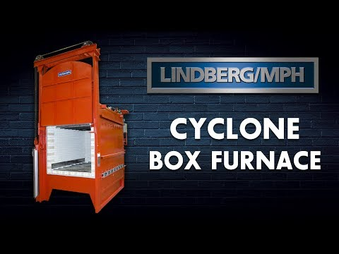 Lindberg/MPH Box Furnace For Heat Treating Industry