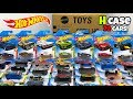 Unboxing Hot Wheels 2019 H Case 72 Car Assortment!