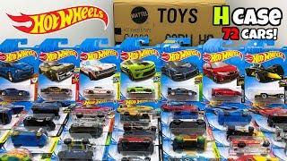 unboxing-hot-wheels-2019-h-case-72-car-assortment