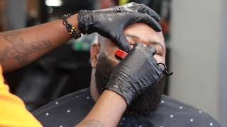 """Barber In Demand """"BID Bull City Razor"""""""