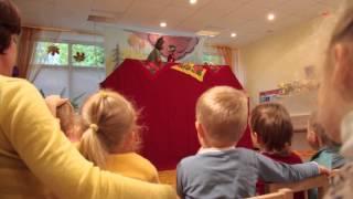 Кукольный театр - познание мира. Частный детский сад