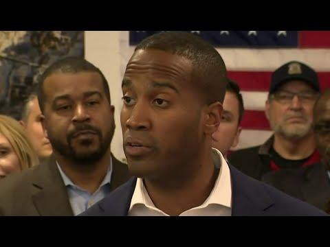 Michigan Senate candidate John James admits 'terrible error' after swastika shown in ad