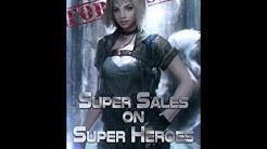 "SBTL - ""Super Sales on Super Heroes"" by William D. Arand"